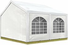 Hochwertiges Partyzelt 3x4 m Pavillon Zelt
