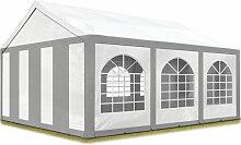 Hochwertiges Partyzelt 4x6 m Pavillon Zelt