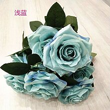 Hochzeit Dekoration dekorative Blumenstrauß Vase