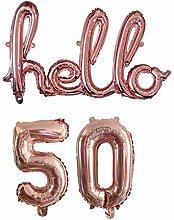 Hochzeit Geburtstag Partei Bollons | 1set 16inch