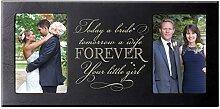 Hochzeit Geschenk, Hochzeit Fotorahmen