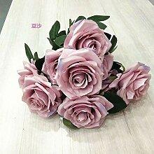 Hochzeit Hauptdekoration dekorative Blumenstrauß