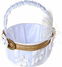 Hochzeit Kissen Korb Set Ring Halter und