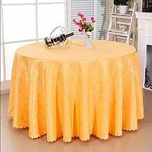 Hochzeit Runde Tischdecke, Hotel Restaurant