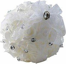 Hochzeits-Brautstrauß Braut Hochzeit Blumen