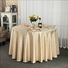Hochzeitshotel runde Tischdecke Restaurant