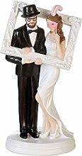 Hochzeitspaar *Fotobox* Figur Brautpaar Hochzeit