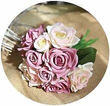 Hochzeitsstrauß Polyester Rosen Halter Hochzeit
