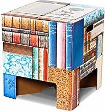 Hocker Dutch Design Chair - Books