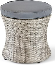 Hocker Grace, grau