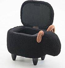 Hocker Hocker Lämmer Hocker Hocker Schminkhocker Haushaltsschuhe Hocker Hocker Hocker Sofas Hocker Hocker Stühle ( Farbe : E )
