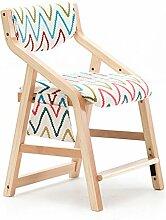Hocker Kind Lernen Stuhl Esszimmerstuhl Bank Massivholz Kann Stuhl Stuhl Sessel Schreibtisch Und Stuhl Hause Kleine Hocker Heben Stühle ( Farbe : E )