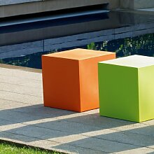 Hocker KUBE, orange - (2532 C1)