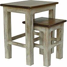 Hocker Stuhl Blumenbank / Sitzbänke und Hocker - Größe: 49cm*40cm*37cm