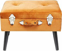 Hocker Suitcase Orange