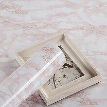 Hode Klebefolie Möbel Selbstklebend Rosa Marmor