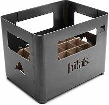 höfats Beer Box Feuerkorb Corten-Stahl