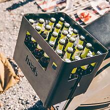 höfats - Beer Box Feuerkorb, schwarz