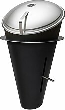 höfats - CONE Holzkohle-Grill und Feuerkorb mit