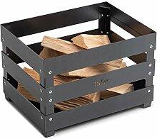 höfats - Crate Feuerkorb - Weinkiste, Feuerstelle