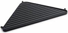 höfats - Plancha-Platte für Cube, schwarz