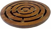 Hölzern Puzzle Labyrinth tafel spiel Ball,Puzzleball , Holz Puzzle, Holz Puzzle, Puzzles Spiele Spezielle Geschenke am Karfreitag