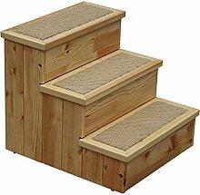 Hölzerner Innenraum-Nachttisch Sofa Side Wood