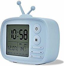 HoEOQeT Wecker, Uhr Digital Alarm mit