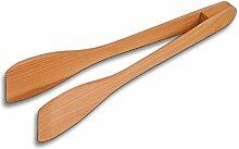 HOFMEISTER® Salatzange aus geöltem Kirsch-Holz,