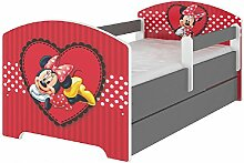 Hogartrend Kinderbett, Disney-Kollektion MINNIE