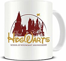 Hogwarts – Magical Kingdom – Parodie Logo –