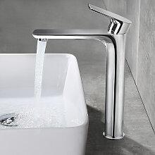 Hohe Badarmatur Waschtischarmatur Wasserhahn Bad