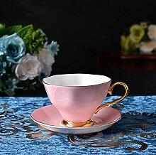 Hohe Qualität Bone China Kaffeetasse Und Saucer