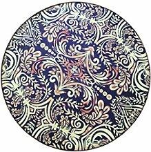 Hohe Qualität Nordic Style Runde Teppich
