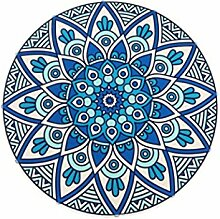 Hohe Qualität Nordischen Stil Runde Teppich