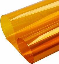 HOHO Colorful Fenster Solar Film Hitze Kontrolle