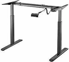 HOKO® Schreibtisch höhenverstellbar elektrisch