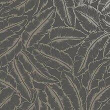Holden Decor Elgin Slate/Gold 65732 Tapete