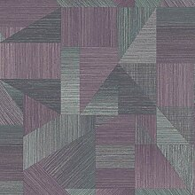 Holden Decor Laronda Plum/Teal 65752 Tapete