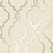 HOLDEN laticia Geometrisch Barock Muster Tapete