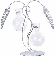 Holibanna Glas Glühbirne Hydroponik Pflanzer