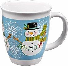 Holiday Mug Schneemann