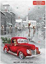 Holiday Ride Schokoladen-Adventskalender