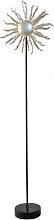 Holländer Stehlampe silber,Handarbeit;Qualität