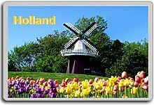 Holland fridge magnet - Kühlschrankmagne