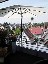 sonnenschirmhalter balkon g nstig online kaufen lionshome. Black Bedroom Furniture Sets. Home Design Ideas