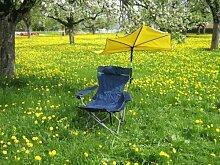 Hollysun ® Freizeit Set - Relax Faltstuhl