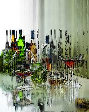 Holmegaard FONTAINE Glasserie