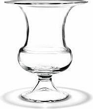 Holmegaard - Old English Vase, H 24 cm