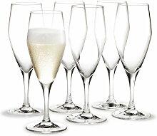 Holmegaard - Perfection Champagner-Glas, 12,5cl